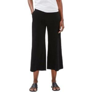 NWT Eileen Fisher Organic Straight Cropped Pant